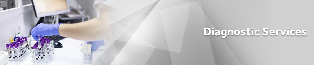 Diagnostic Services Banner